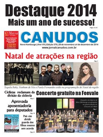 1d0654eef Jornal Canudos - Edição 376 by Jornal Canudos - Reportagem - issuu