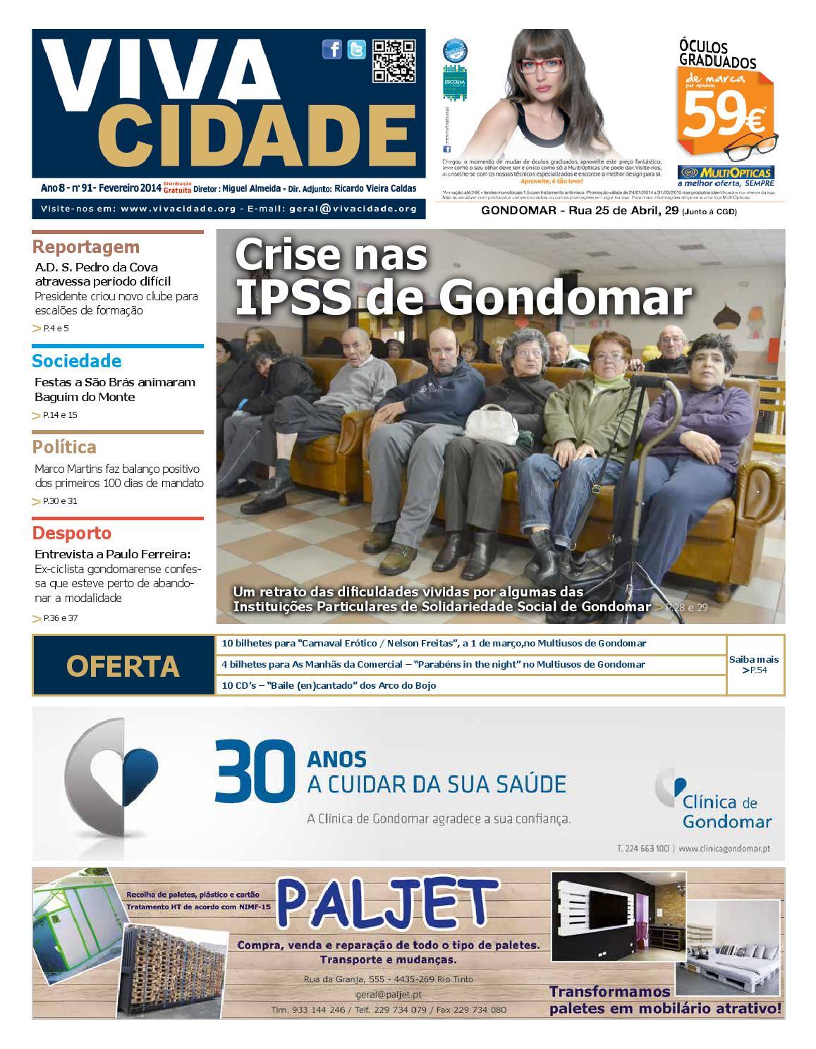 7b2b862e2f2d4 Vivacidade edição 91 by Pedro Santos Ferreira - issuu