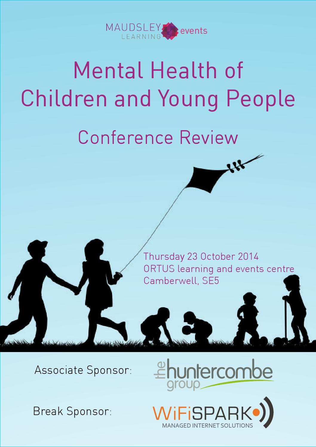 Conference Review - Mental Health of Children and Young ...