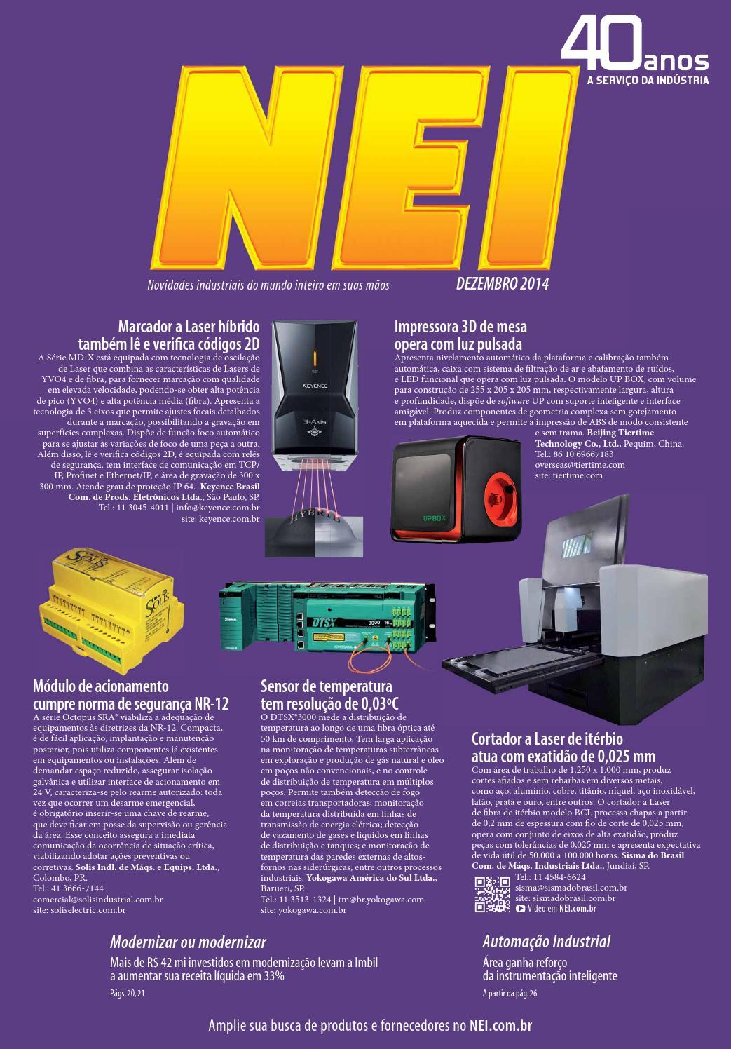 Revista NEI - Edição Dezembro 14 by Revista NEI - issuu c959b37599