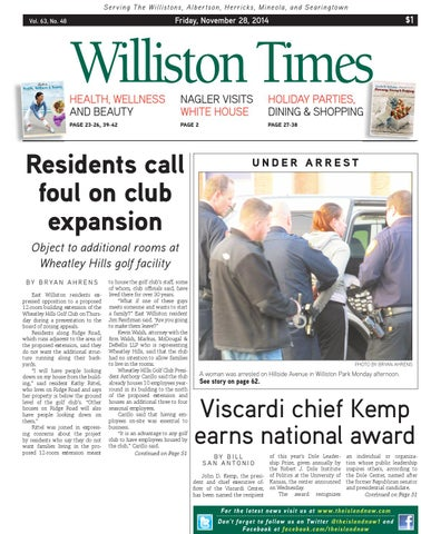 Williston times 112814 by the island now issuu page 1 fandeluxe Choice Image