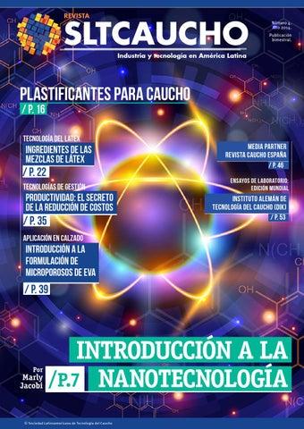 Revista Sltcaucho Edicin N4 By Sltc Issuu