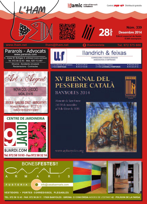 1f7bebe71a Revista l Ham - Desembre 2014 by Revista L HAM - issuu