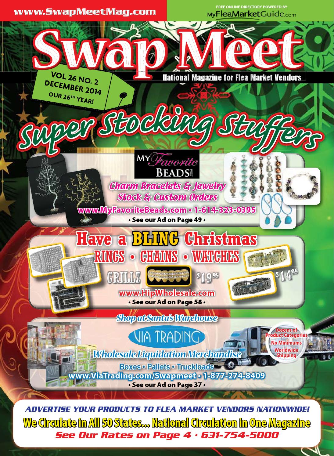 swap meet magazine