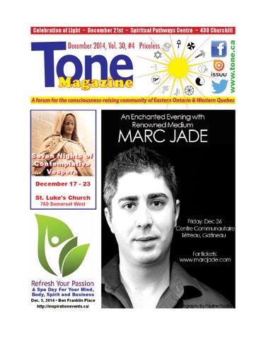 Dec2014issuu By Tone Magazine Issuu