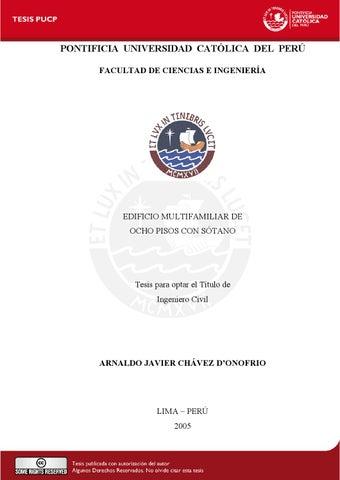 TESIS PUCP INGENIERIA CIVIL PDF DOWNLOAD