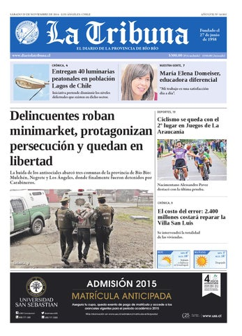 La Tribuna 29 09 11 by Pedrito Juaz Juaz - issuu 2b41a2609d7