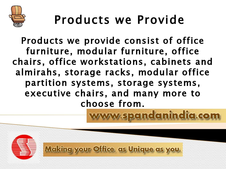 Modular Office Furniture Manufacturing In Vadodara By