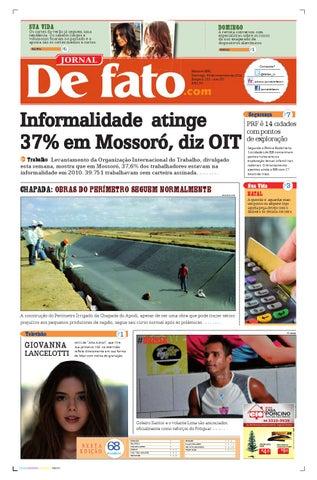 a5e19b7f46 Jornal de Fato by Jornal de Fato - issuu