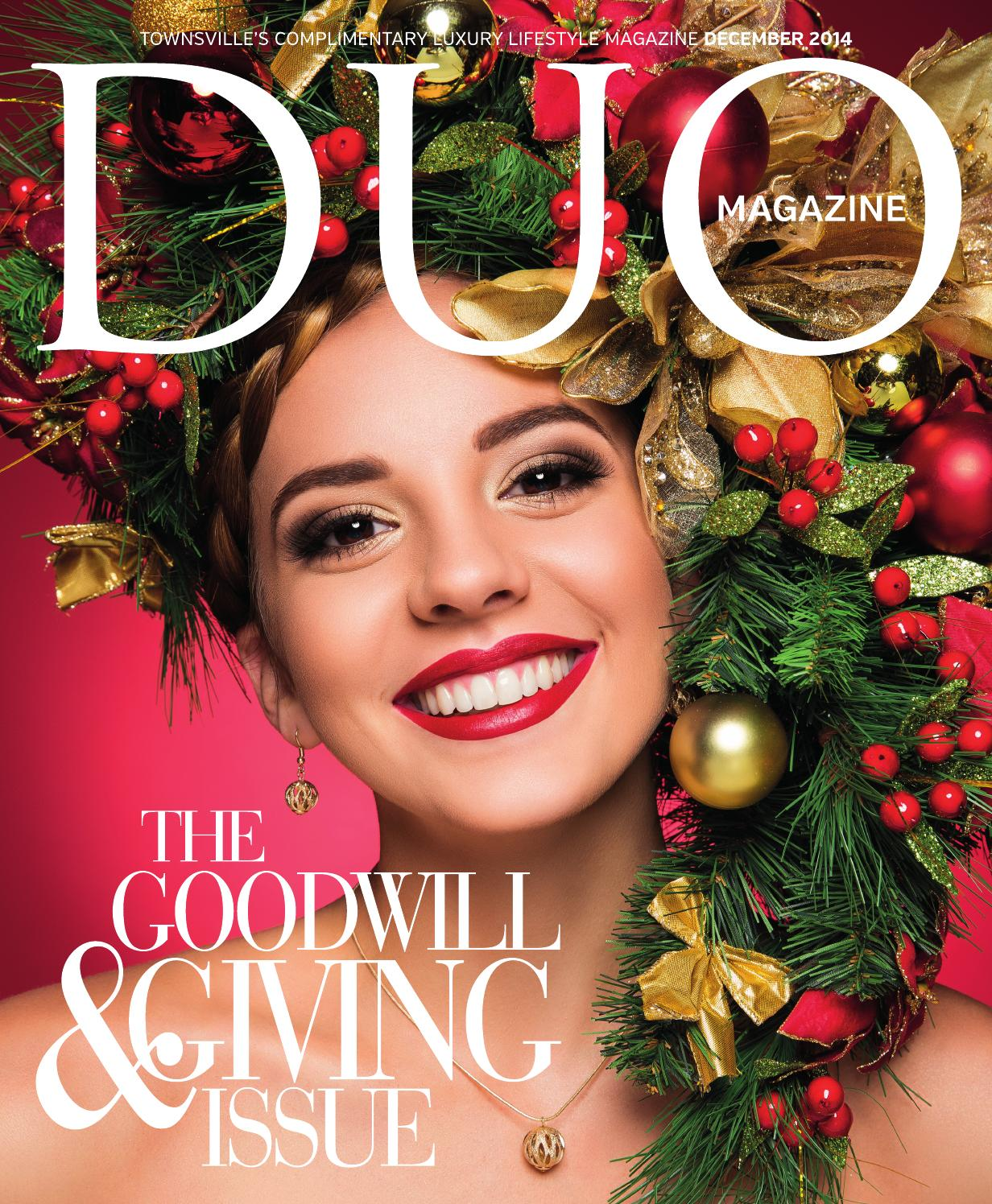 1f7cf896df DUO Magazine December 2014 by DUO Magazine - issuu