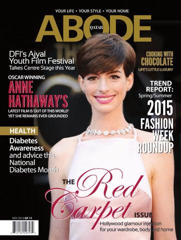 7e0628eb5b95d ABODE - November 2014 by ABODE Qatar - issuu