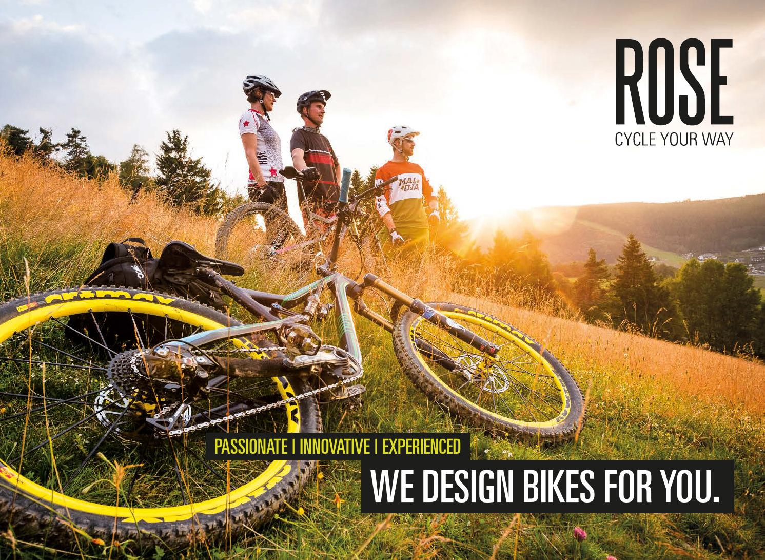 Catalogo Rose Bikes 2015 By Bikemtb Net Issuu