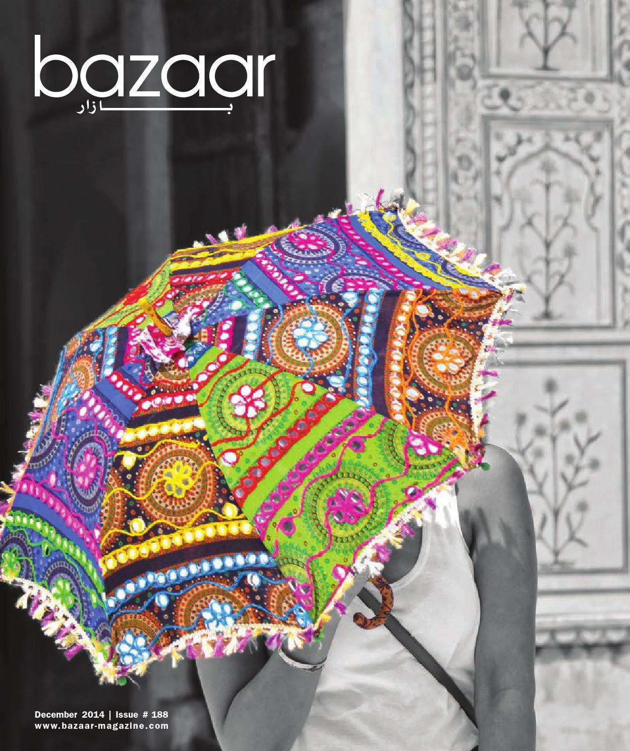 bazaar December 2014