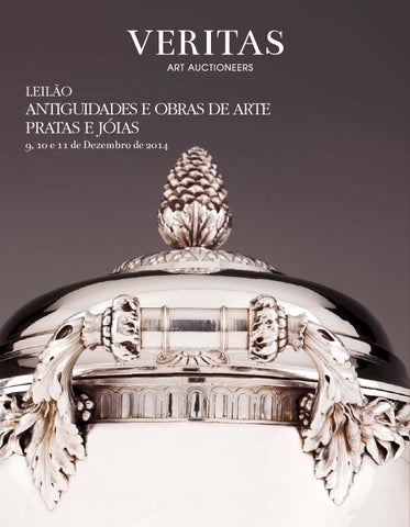 8a6ca59b74d VERITAS Art Auctioneers - Leilão Auction 38 by VERITAS Art ...