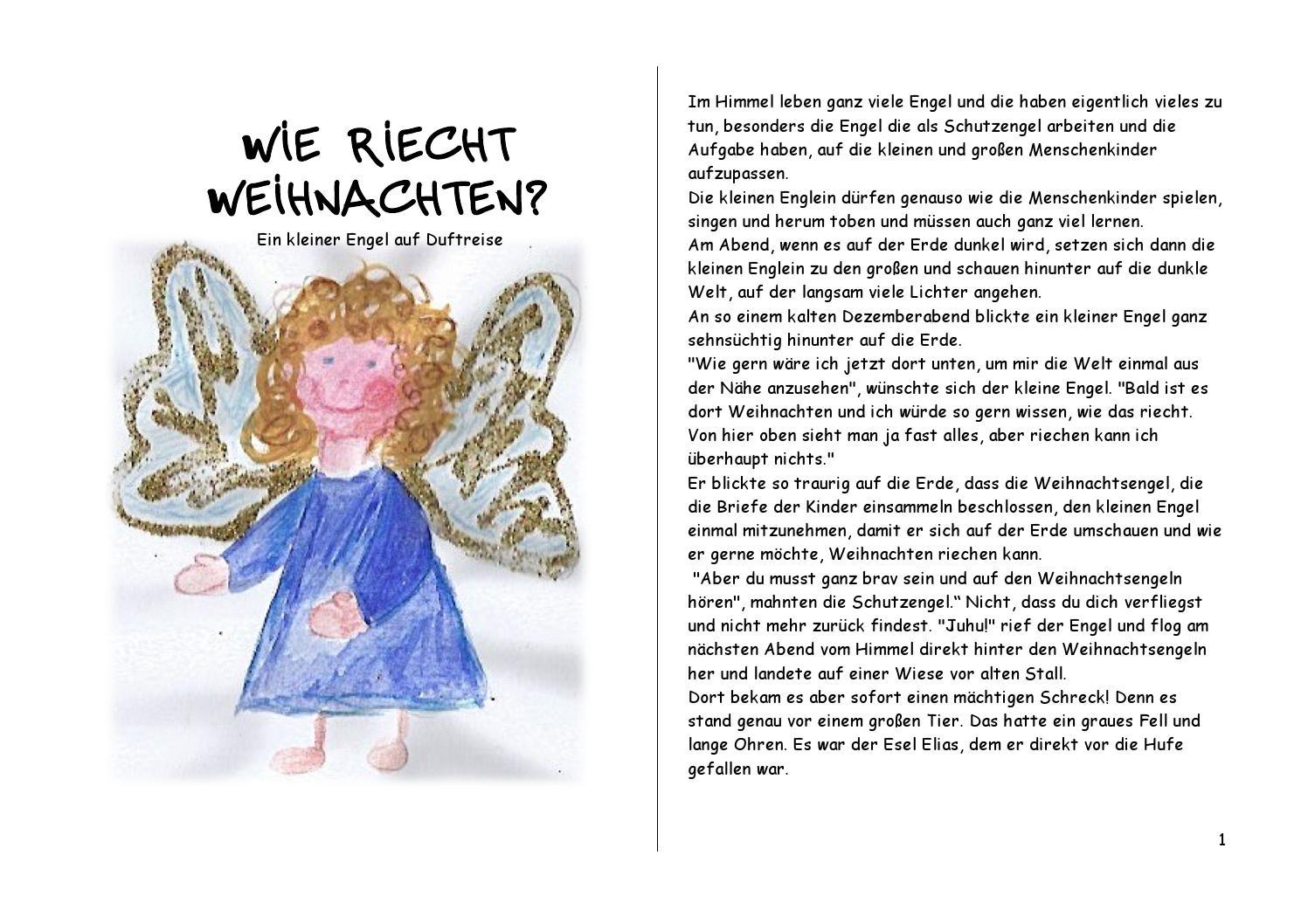 Wie riecht weihnachten by Zellberger Zwergenhaus - issuu