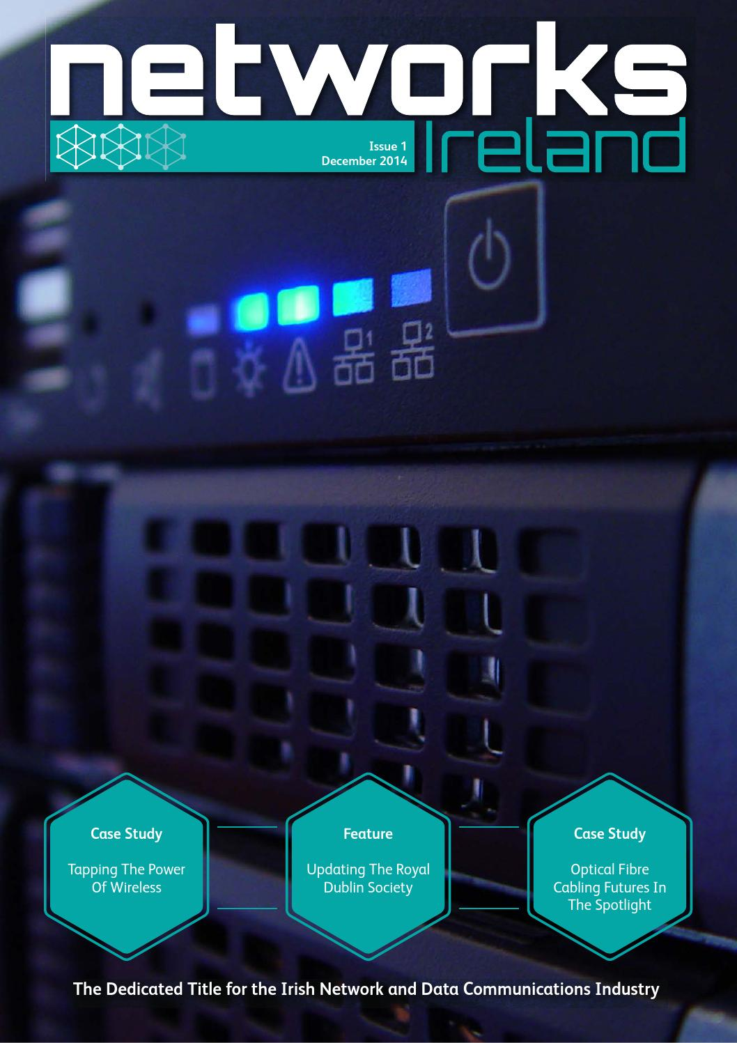 Networks Ireland Issue 1 December 2014 by LGN Media - issuu