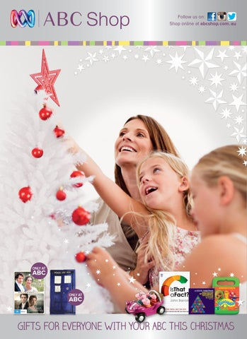 ABC Shop Christmas Catalogue 2014 by ABC Shop - issuu