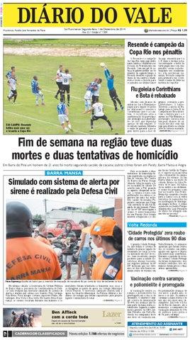 fd5394e26 7504 diario segunda feira 01 12 2014 by Diário do Vale - issuu