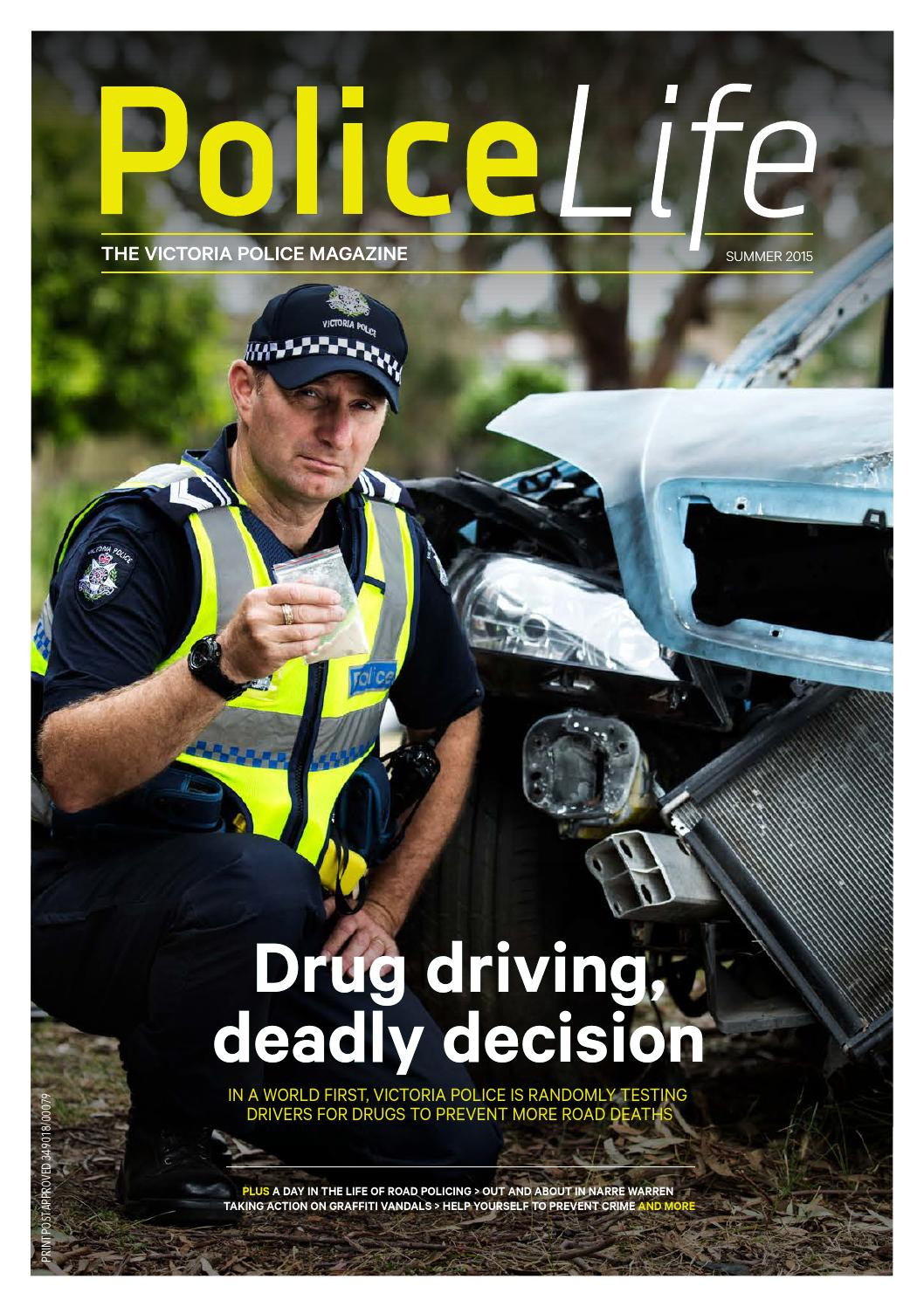 Police Life Summer 2015 by Victoria Police - issuu