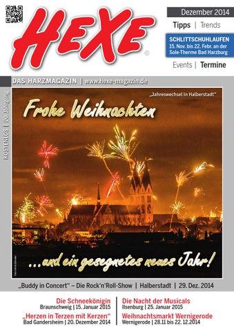 Weihnachtsmarkt Wernigerode In Den Höfen.Hexe Das Harzmagazin By Hexe Das Harzmagazin Issuu