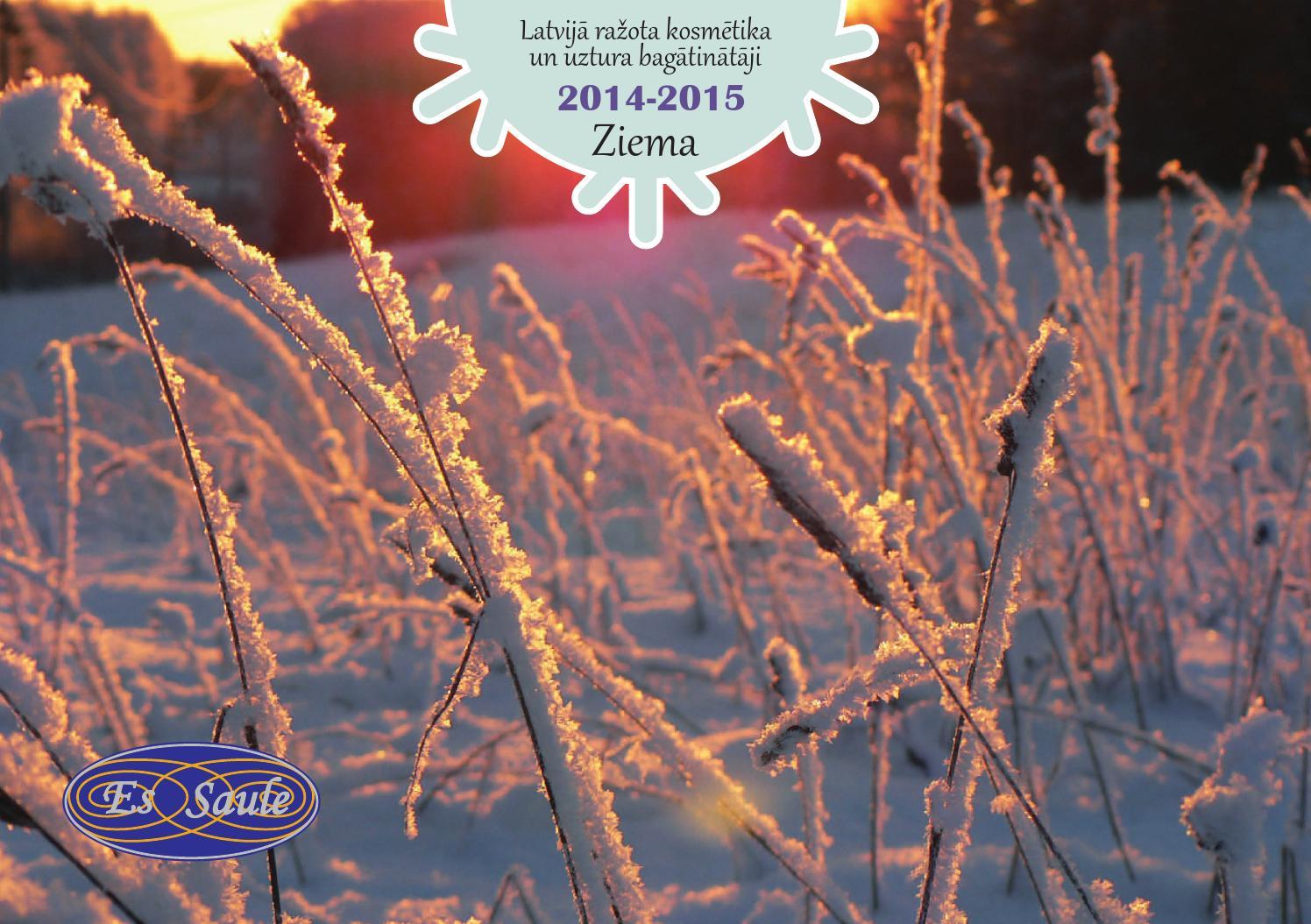 EsSaule katalogs «Ziema 2014-2015», Каталог «Зима 2014-2015 ...