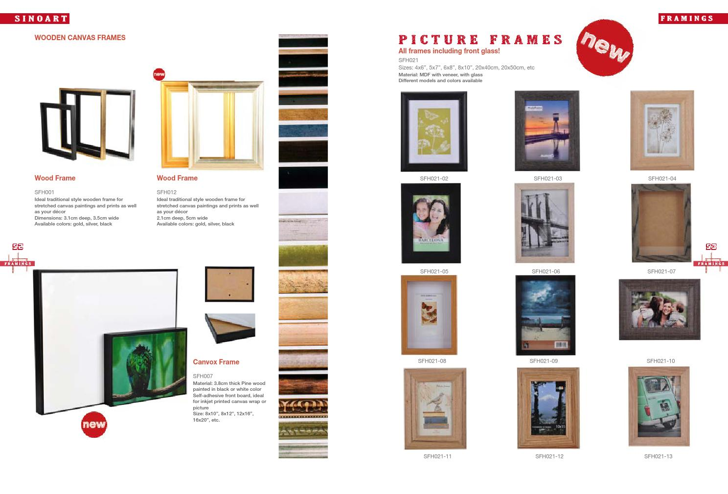 Sinoart Catalogue 2015 by SINOART Shanghai co ,Ltd - issuu