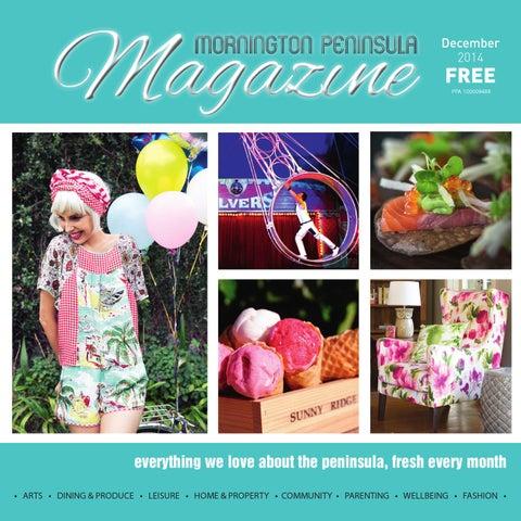 Mornington Peninsula Magazine December2014