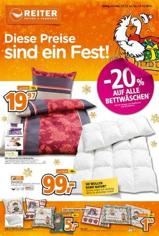 Betten Reiter Dec 2014 By Alle Angebote Issuu