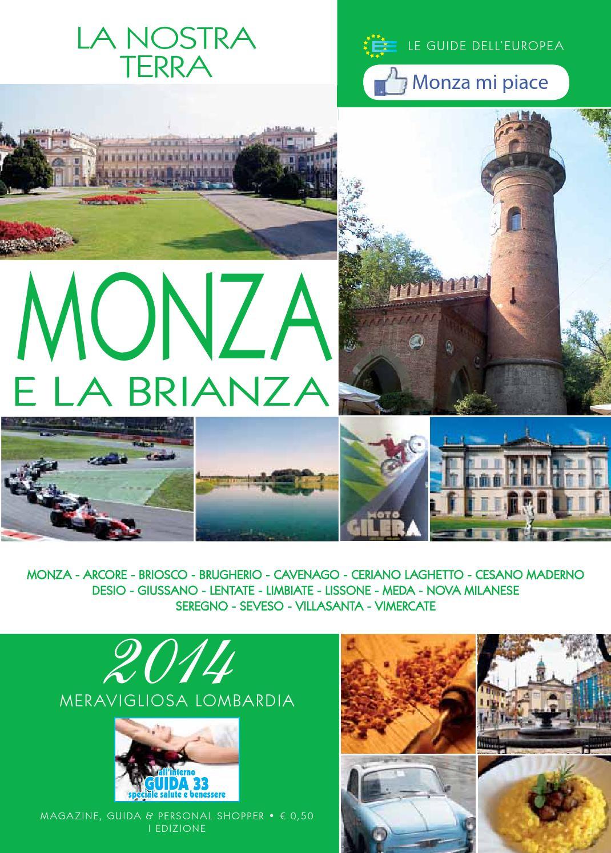 Monza E Brianza By Europea Editoriale C O M Issuu
