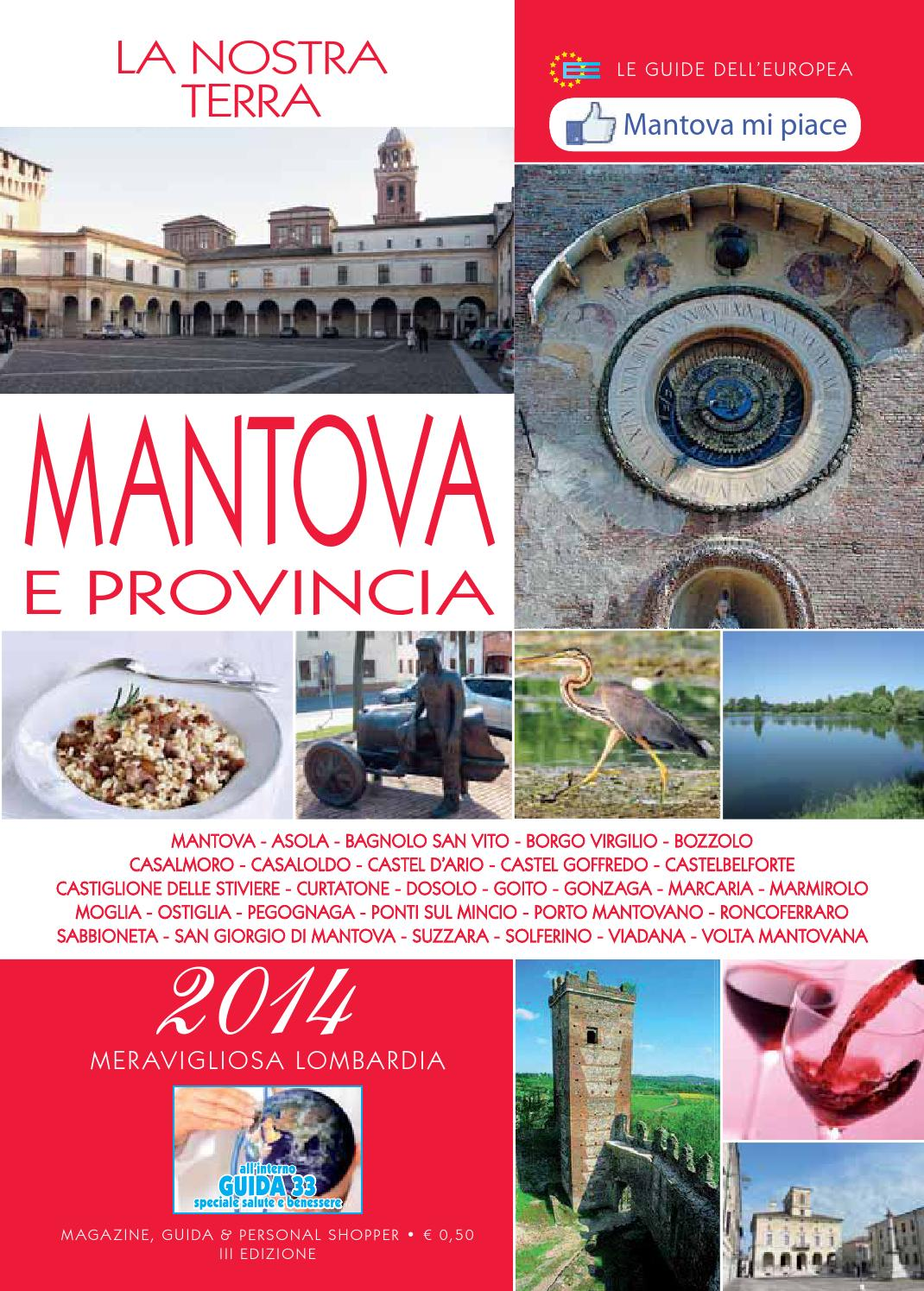 Mantova 2014 By Europea Editoriale C O M Issuu
