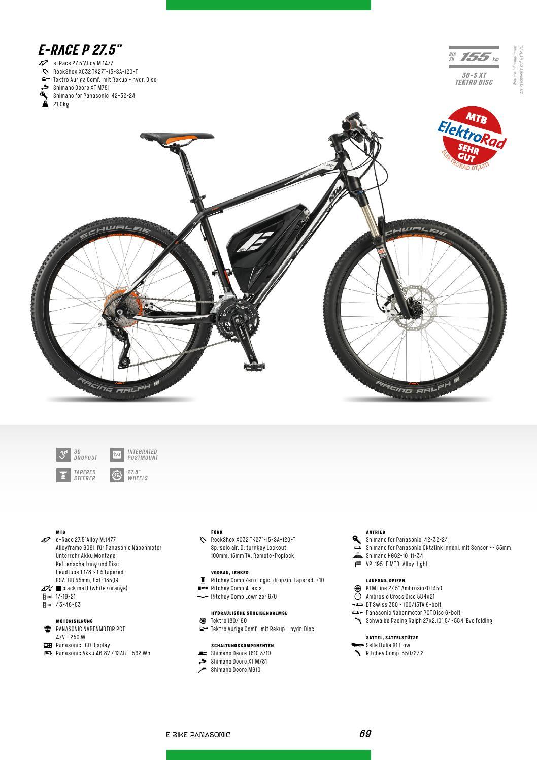 Ktm E Bike Catalog 2015 By Ktm Bike Industries Issuu