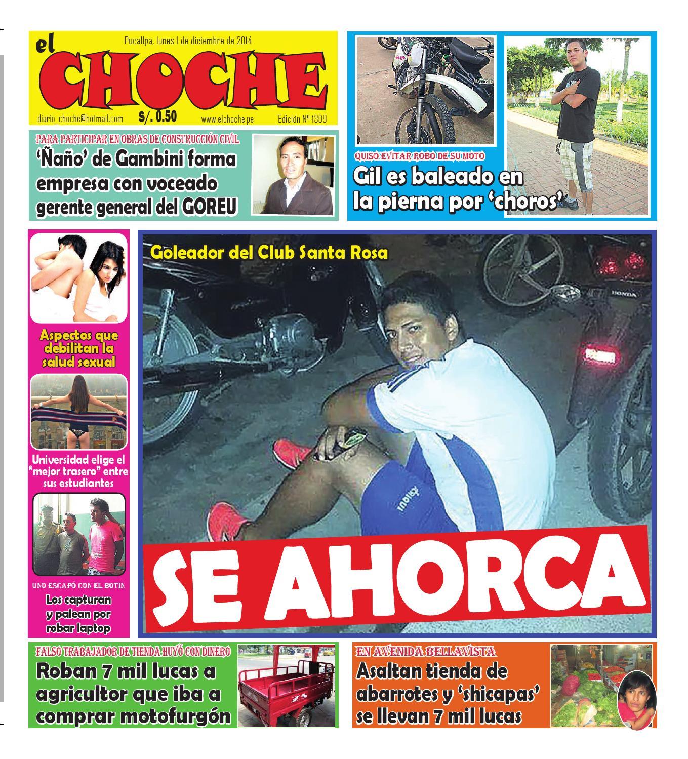 6edd503f El choche 01 de diciembre de 2014 by Diario El Choche - issuu