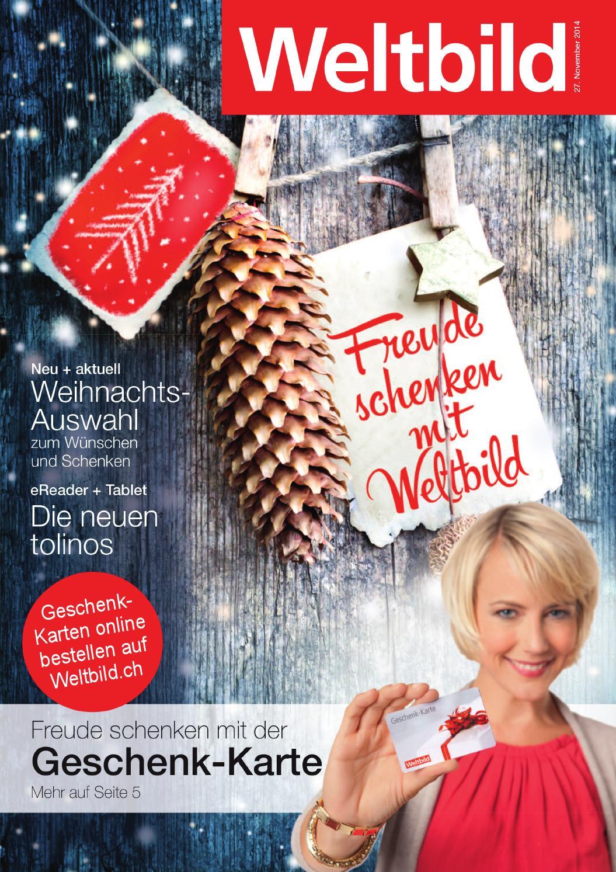 Weltbild Katalog 18 2014 Ch By Weltbild Schweiz Issuu