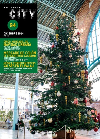 Valencia city diciembre 2014 num 94 by Valencia City - issuu 4503edd62b8f
