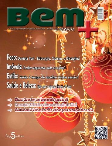 Bem+ Osasco Edição 38 Dez-14  Jan-15 by Revista Bem Mais Osasco - issuu a7364ba2ac
