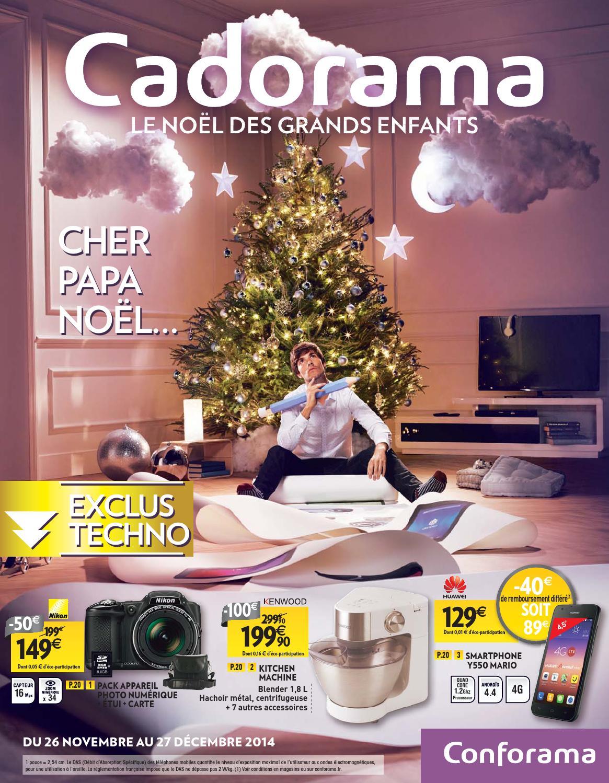conforama catalogue 26novembre 27decembre2014 by issuu. Black Bedroom Furniture Sets. Home Design Ideas