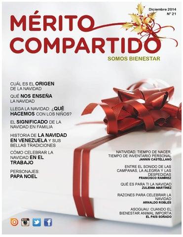Mérito Compartido A2-21 Llego la Navidad by Mérito Compartido - issuu