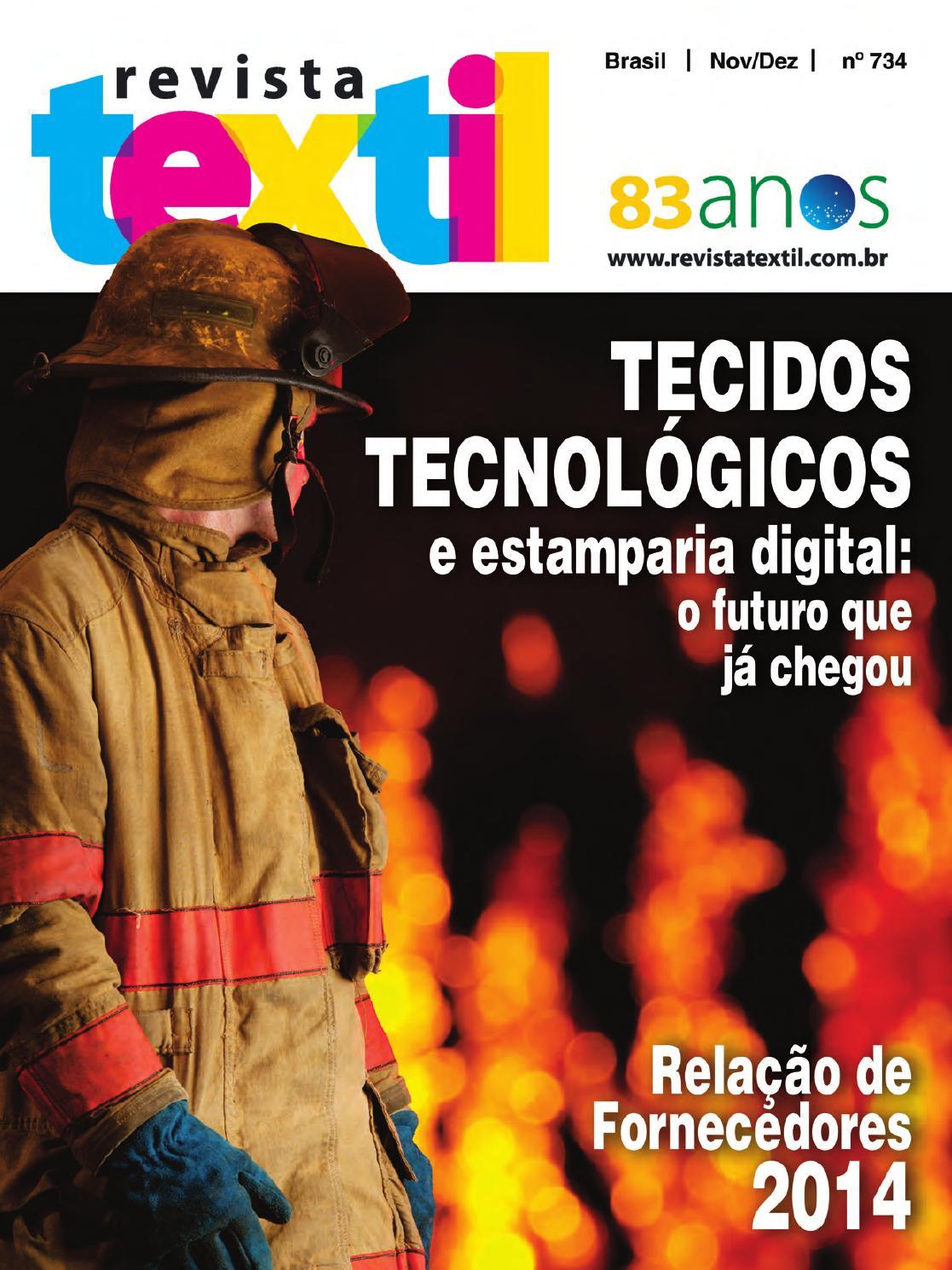 Revista Têxtil  734 by Revista Textil - issuu 014b83c3819