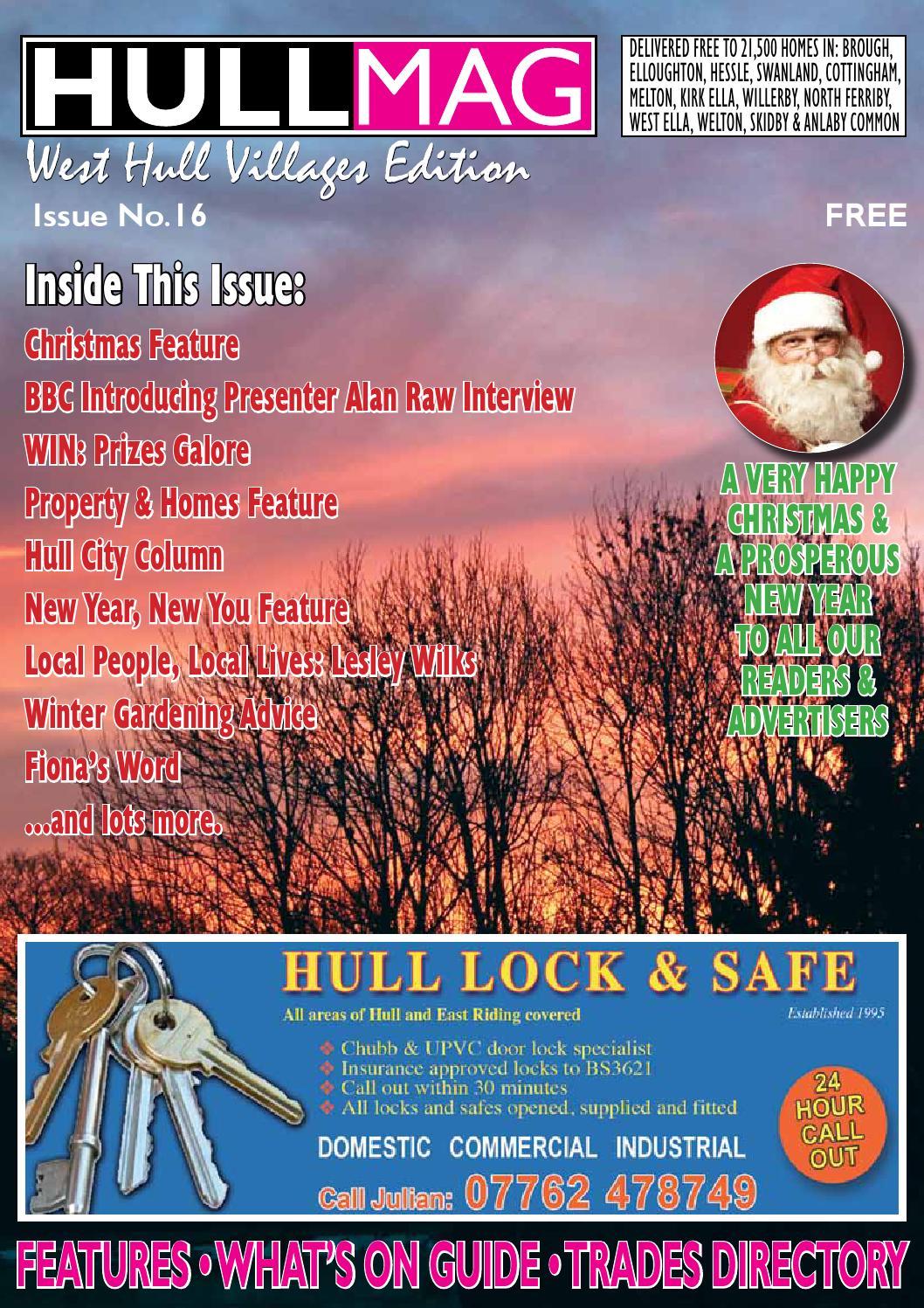 Hullmag dec 2014 jan 2015 issuu16 by Nic Gough - issuu