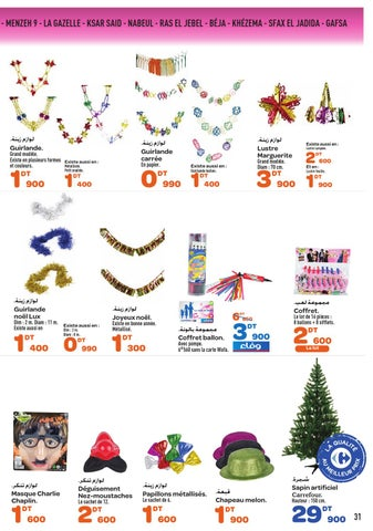 Catalogue Carrefour Market Promos Décembre 2014 By