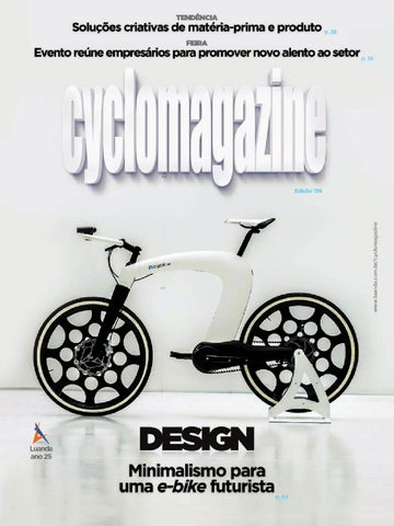 Cyclomagazine  199 by Luanda Editores - issuu 32a1805aee