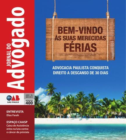 9187219df Jornal do Advogado by OAB SP - issuu