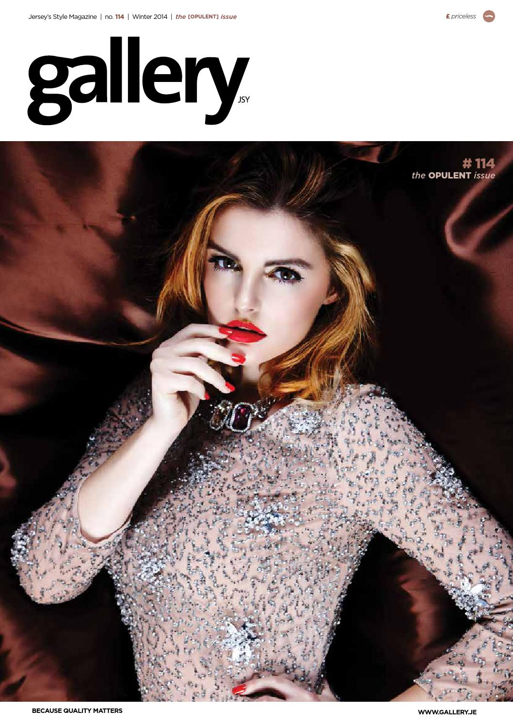 c55a78bb974 Gallery #115 - The OPULENT Issue by factory - issuu