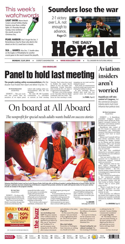 Everett Daily Herald b25449083e288