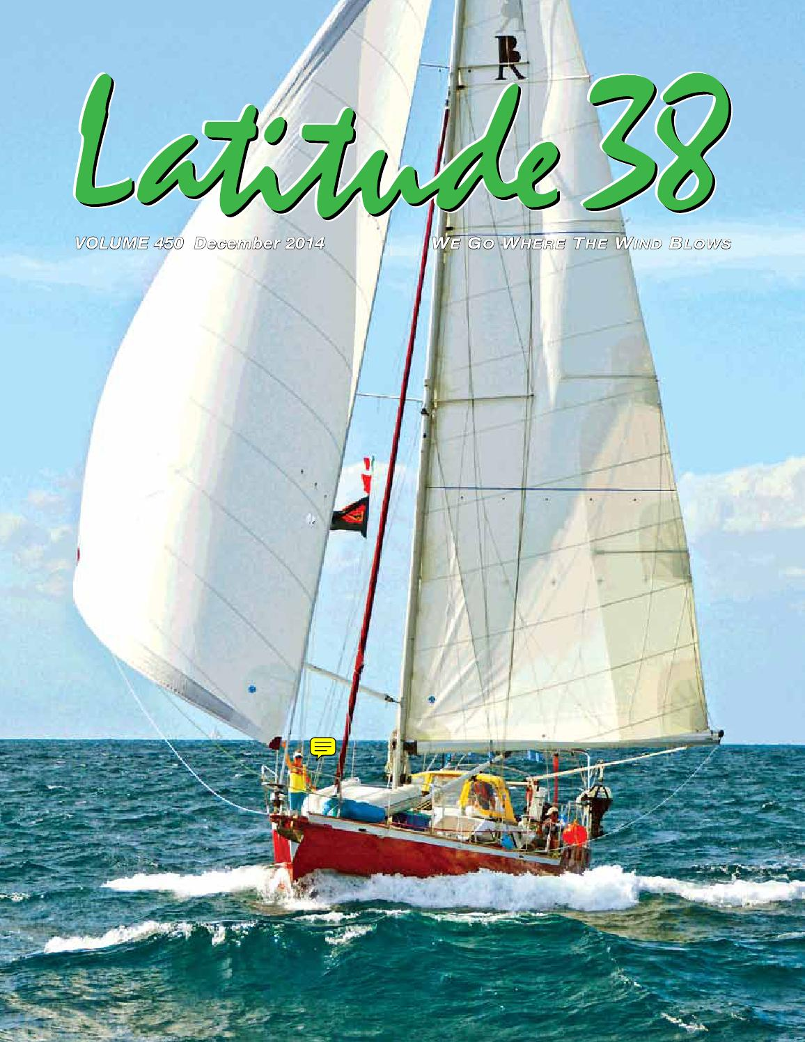 Latitude 38 Dec 2014 By Media Llc Issuu Series Of Resistors For Use In Circuit Bo Stock Image T355 0191