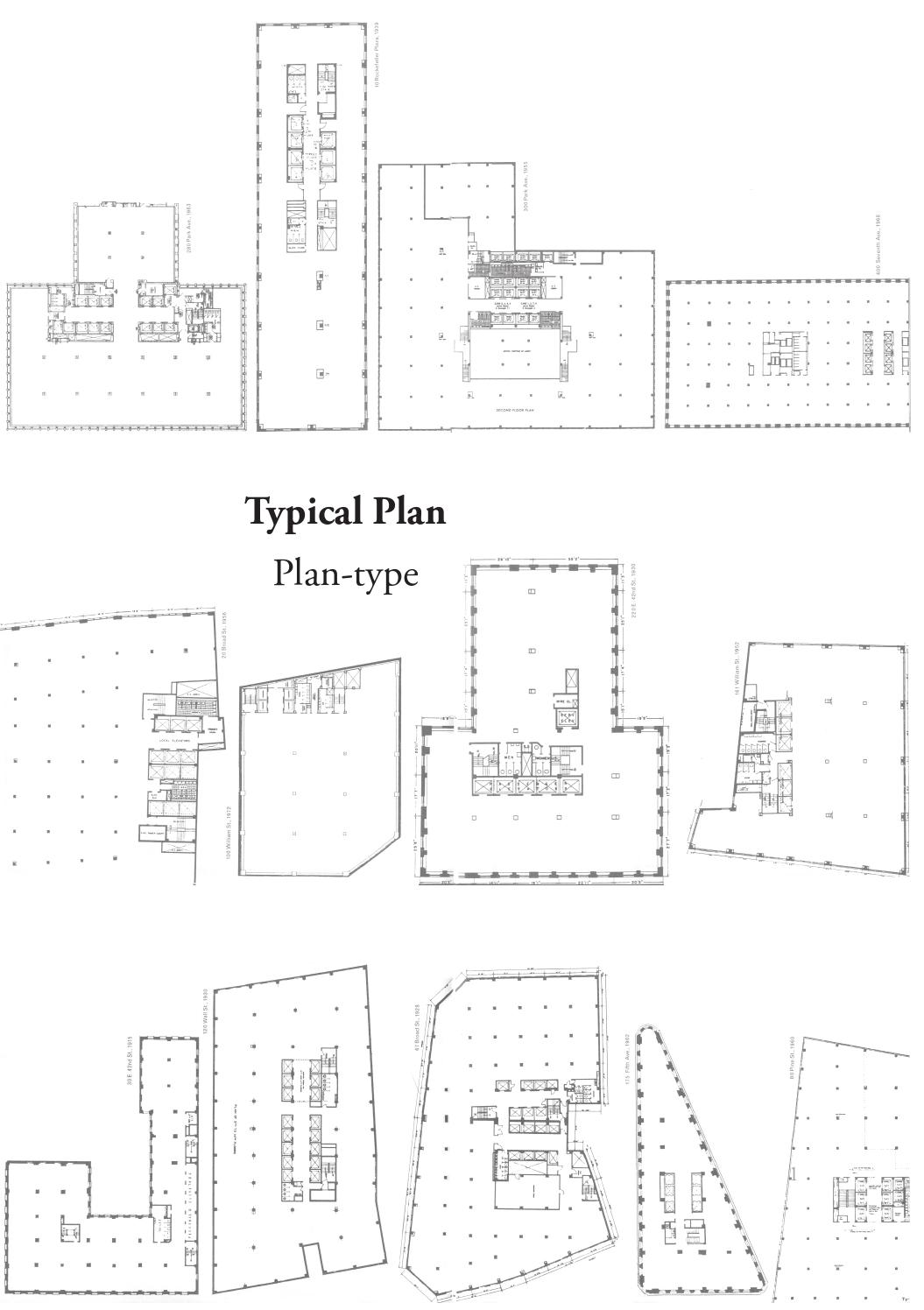 39 typical plan 39 by b r nice curt by curt b r nice issuu for Agence architecture suisse