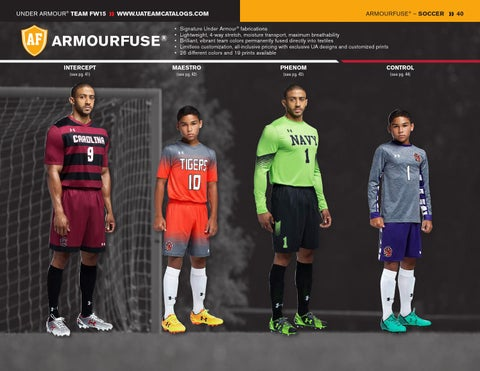 eeb1d56813c KollegeTown Sports Under Armour Soccer 2015 by Kollegetown - issuu