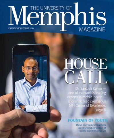 Presidents report 2014 by university of memphis issuu page 1 fandeluxe Image collections