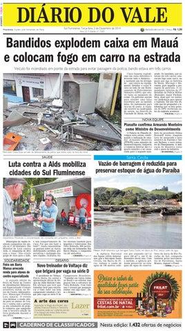1dd3d01887d6a 7505 diario terca feira 02 12 2014 by Diário do Vale - issuu