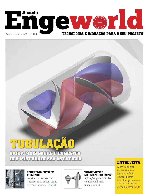 06428805116 Revista Engeworld Novembro 2014 by Revista Engeworld - issuu